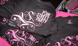 Get the Street Party of Hope Gear